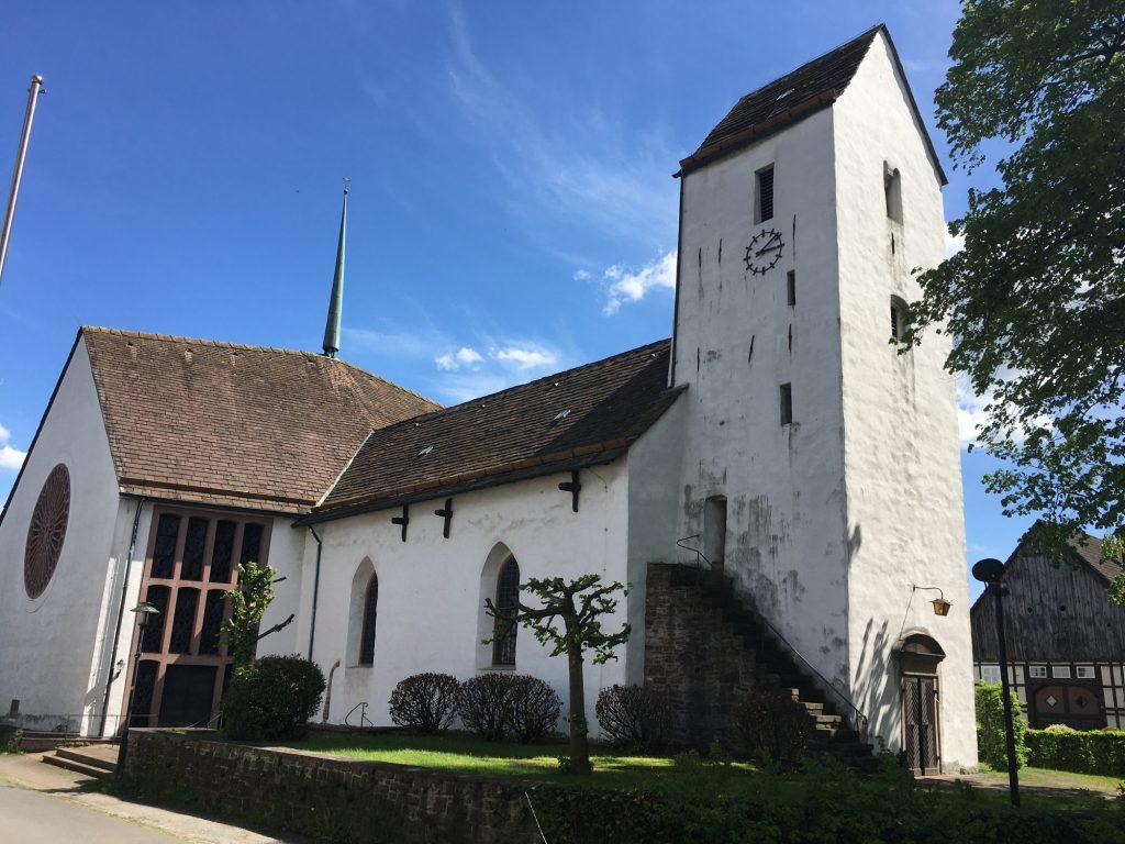 Kirche St. Joh. Baptist