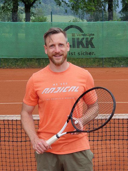 Tennisclub Trainer